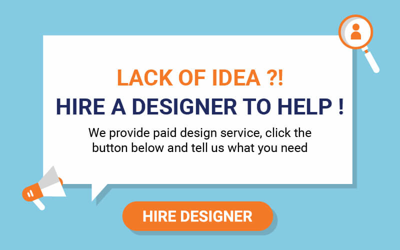 Hire a designer to help